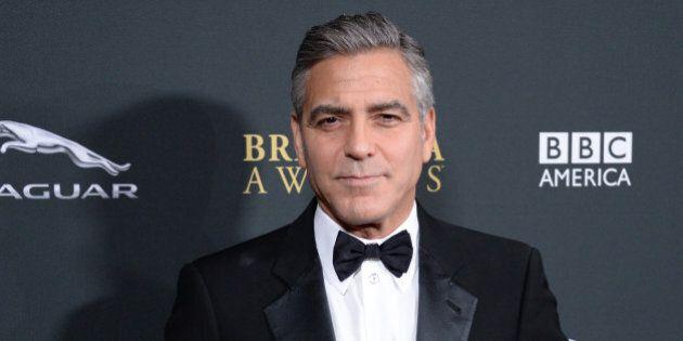 George Clooney est «gai-gai»? L'acteur n'a aucune envie de
