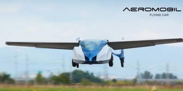 Slovaquie: L'Aeromobil, le nouveau prototype «très viable» de voiture
