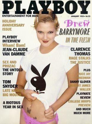 Drew Barrymore refuse que sa fille pose pour le magazine