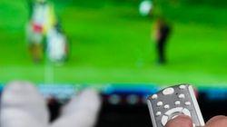 Le golf à la télé et l'influence grandissante des arbitres de salon - Édouard