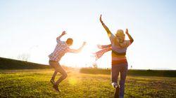 10 façons d'être heureux tous les jours
