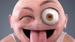 Des smileys humanisés pour faire parler des dangers d'Internet