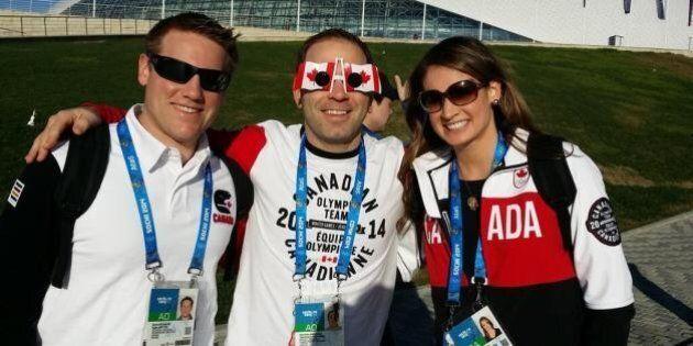 JO de Sotchi: suivez les athlètes canadiens sur