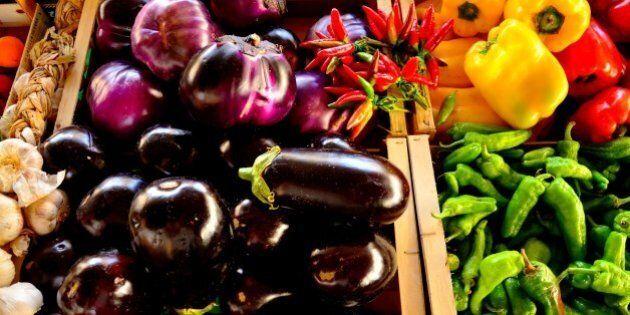Légumes en couleur