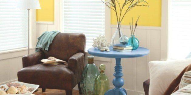 Les couleurs tendance de 2014 pour votre décor