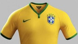 Les maillots de la Coupe du monde 2014 des 32 pays qualifiés