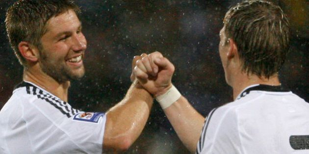 Le joueur de soccer Thomas Hitzlsperger révèle son