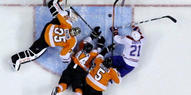 Le CH s'incline 2-1 face aux Flyers