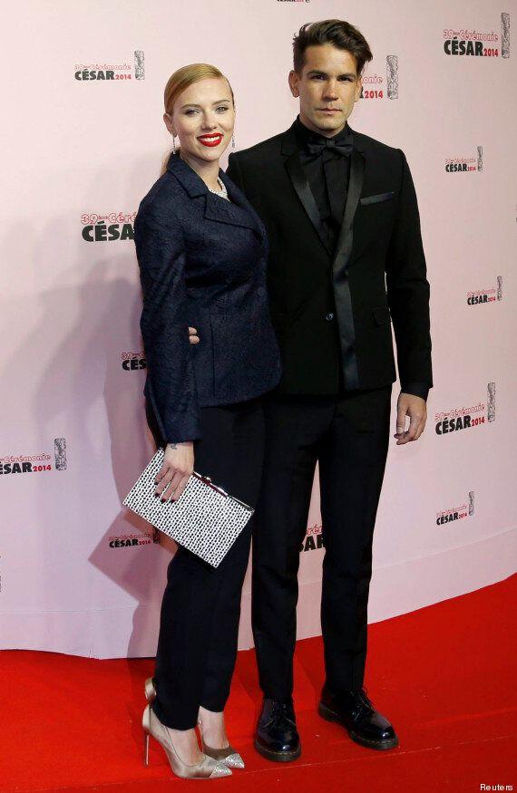 Scarlett Johansson serait enceinte de cinq