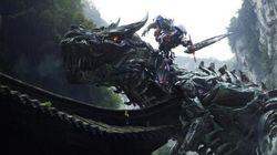 Découvrez les premières images explosives du prochain «Transformers»