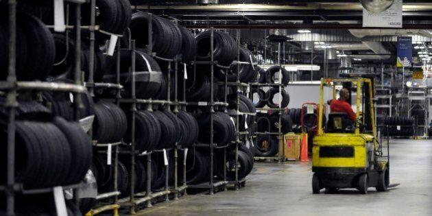 Michelin mettra 500 travailleurs à pied en