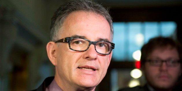 L'Isle-Verte : le ministre Hébert rencontre les