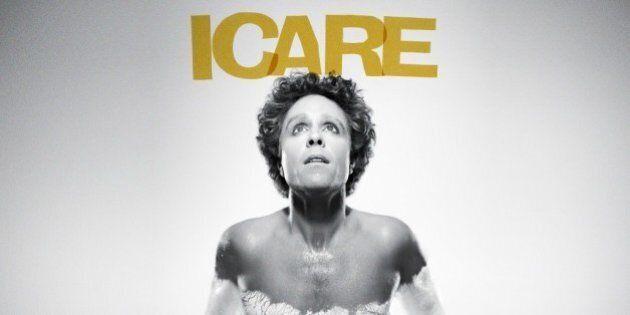 « Icare » se brûlera les ailes au TNM : Victor Pilon et Michel Lemieux racontent leurs idées de grandeur