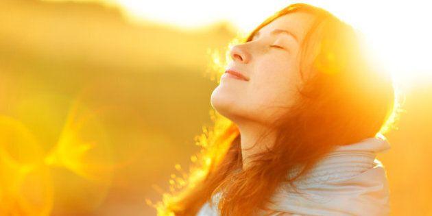 Le soleil contribuerait à abaisser la tension