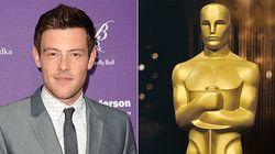 Cory Monteith, le grand oublié du segment in memoriam des Oscars