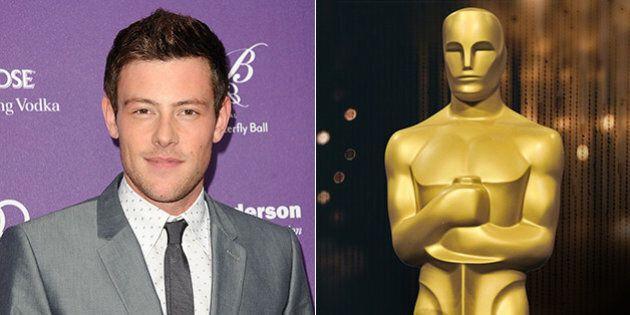 Cory Monteith a été oublié lors du segment in memoriam des Oscars