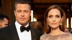 Angelina Jolie et Brad Pitt volent encore la vedette sur le tapis rouge des Oscars