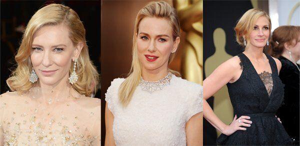 Oscars 2014: Les tendances repérées sur le tapis rouge