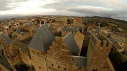 Un drone capture des images splendides de châteaux français