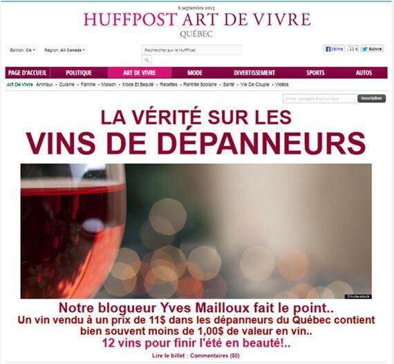 Bye Bye 2013! La revue de l'année sur le vin en dix