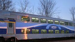 Le CN vend une ligne ferroviaire à l'AMT pour 97 millions de
