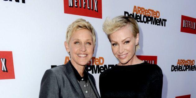 La nouvelle maison d'Ellen DeGeneres coûterait 40 millions de