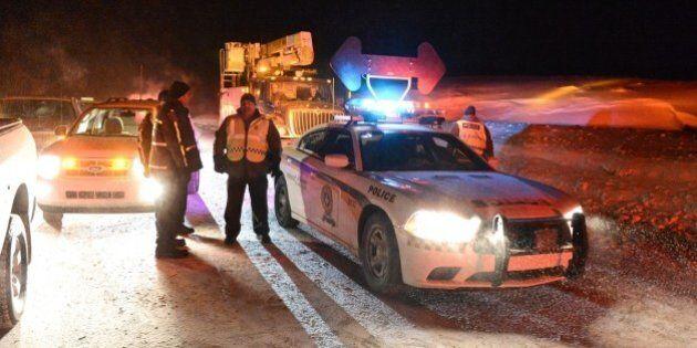 Réserve faunique des Laurentides: la route 175 est rouverte après un grave
