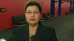 Caucus du PLQ: Fatima Houda-Pepin