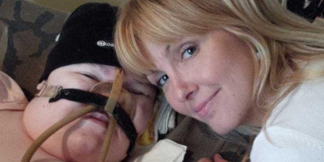 Décès de la jeune Amélie Gougeon atteinte d'une myopathie