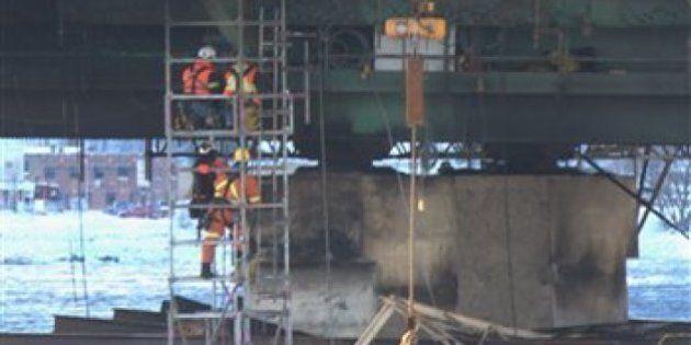 Le pont Dubuc sera fermé au moins jusqu'à