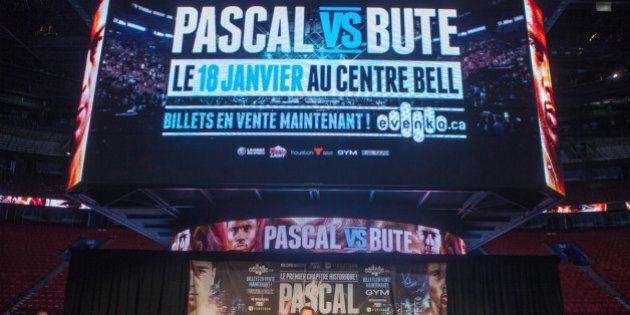 Sous-carte du combat Pascal-Bute : les vedettes de demain en