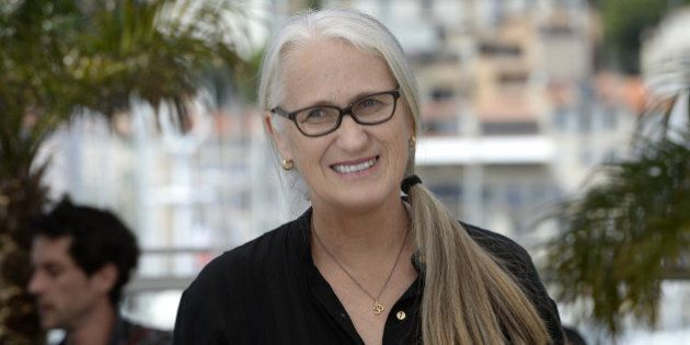 New Zealand director and Jury President Jane Campion poses on May 22, 2013 during a photocall for the Cinefondation and Short Films Jury at the 66th edition of the Cannes Film Festival in Cannes. Cannes, one of the world's top film festivals, opened on May 15 and will climax on May 26 with awards selected by a jury headed this year by Hollywood legend Steven Spielberg.      AFP PHOTO / ANNE-CHRISTINE POUJOULAT        (Photo credit should read ANNE-CHRISTINE POUJOULAT/AFP/Getty Images)