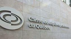 Caisse de dépôt et placement du Québec: rendement de 13,1 % en