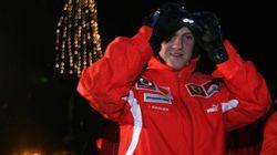 Michael Schumacher: la caméra du casque fonctionnait et les images sont