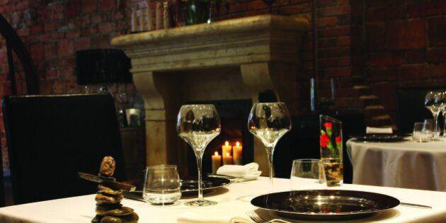 Saint-Valentin : 10 restaurants romantiques à travers le