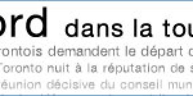Maires à Ottawa : une «bonne» réunion, selon Ford, pourtant boudé par Coderre et
