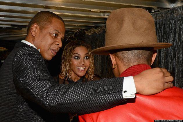 Grammy Awards 2014: le meilleur des stars sur les réseaux sociaux
