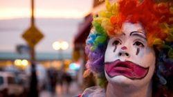 Les clowns sont effrayants, voici