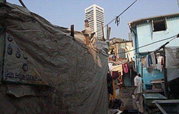 Je vis dans un bidonville en Inde et je surfe sur mon téléphone