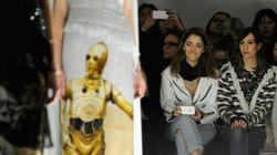Star Wars s'empare de la semaine de la mode de New York