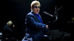 Elton John au Centre Bell: Des milliers d'admirateurs séduits