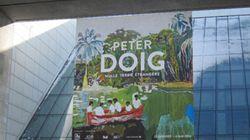«Peter Doig. Nulle terre étrangère» au Musée des beaux-arts de Montréal