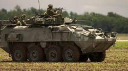 Le Canada et la dérive militaire - Philippe
