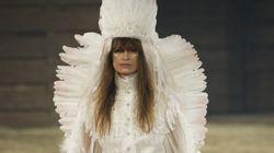 Le défilé Chanel qui n'a pas plu aux Amérindiens