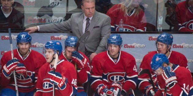 Une autre défaite pour les Canadiens devant les Capitals de