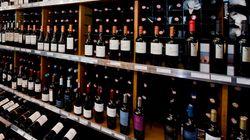 Des vins de dépanneurs à la