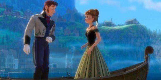 Le film d'animation «Frozen» reprend la tête du box-office