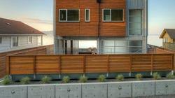 Une maison anti-tsunami