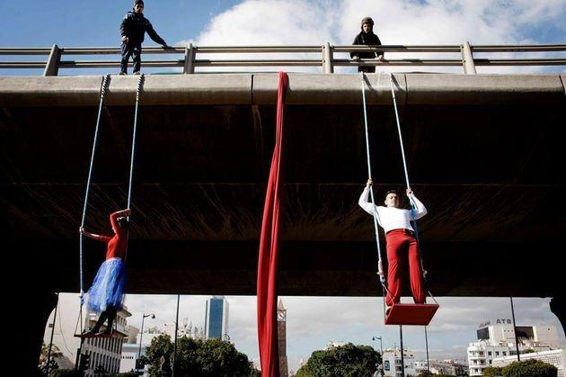Tunisie: «Danseurs citoyens», ou quand la danse fait de la