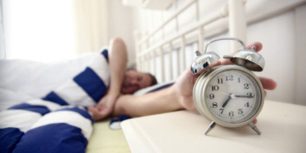 Couche-tard et lève-tôt auraient des structures cérébrales